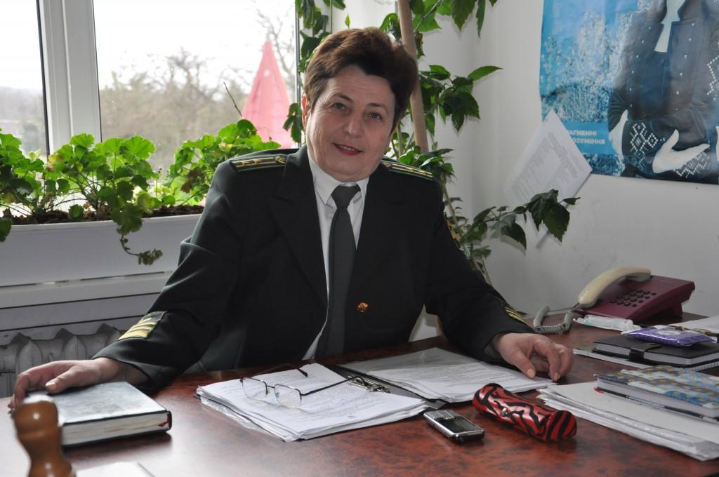 Ганна Миколаївна