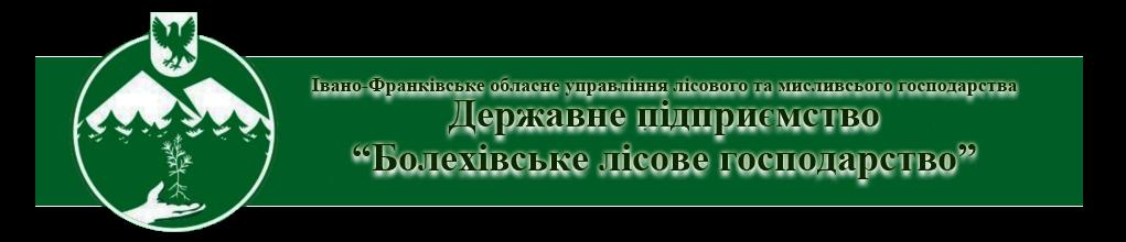 ДП Болехівське лісове господарство